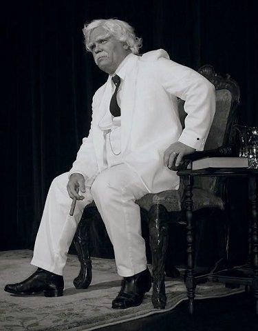 Mark Twain Here!