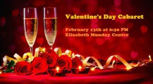 Valentine's Day Cabaret @ Trinity Center