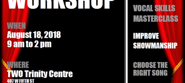 Youth Cabaret Workshop