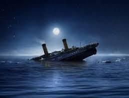 Last Dinner on the Titanic @ O.Z.Tyler