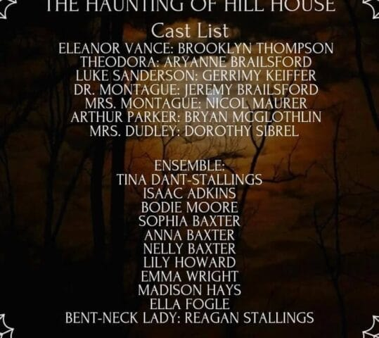 The Haunting of Hill House Cast Announced